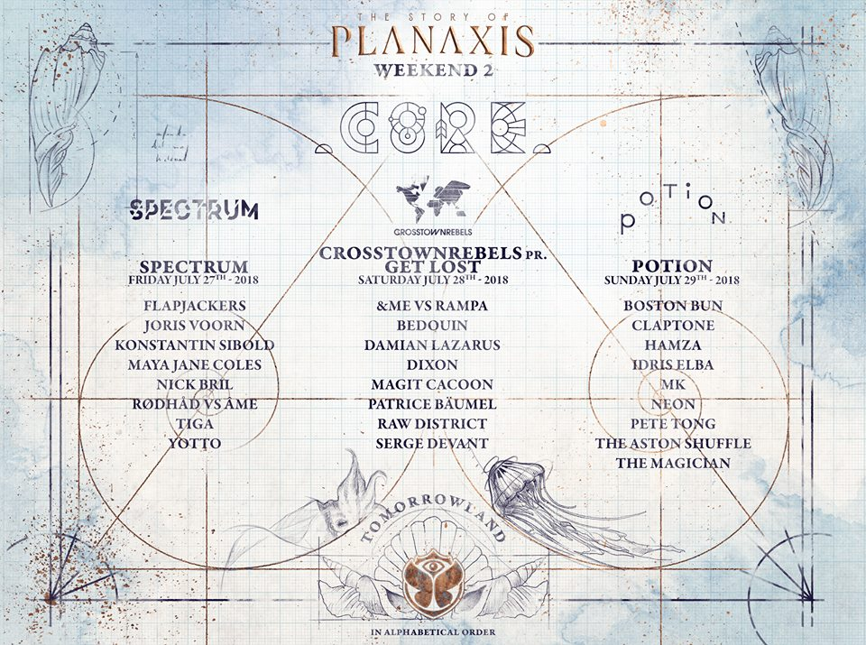 Core 2 Tomorrowland