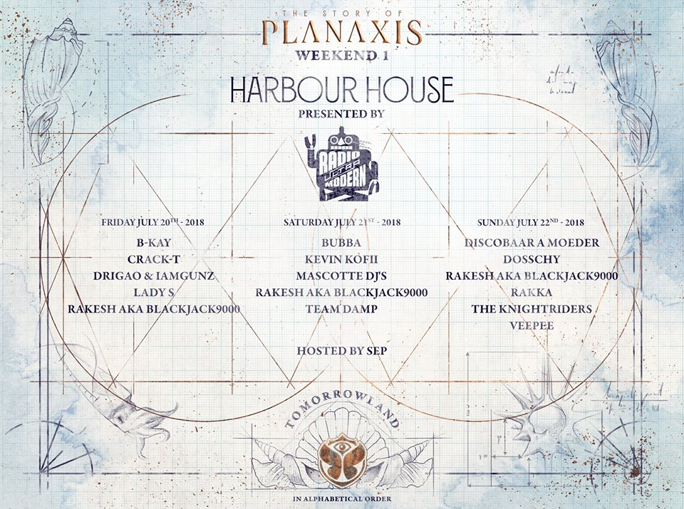 Harbour House 1 Tomorrowland