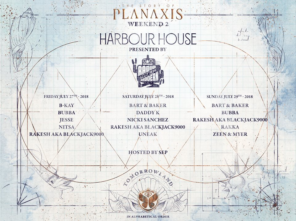 Harbour House 2 Tomorrowland