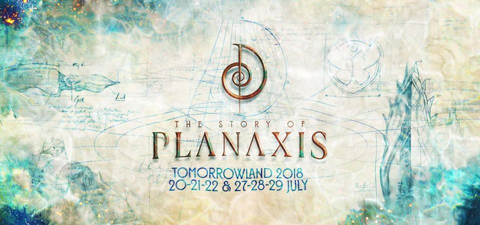 Tomorrowland The Story of Planaxis