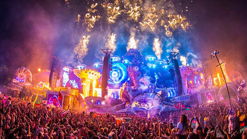Take Me Here Festival