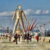 Burning Man Foto: Andrew Wyatt