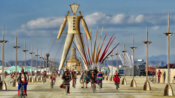 Burning Man Foto: Andrew Wyatt