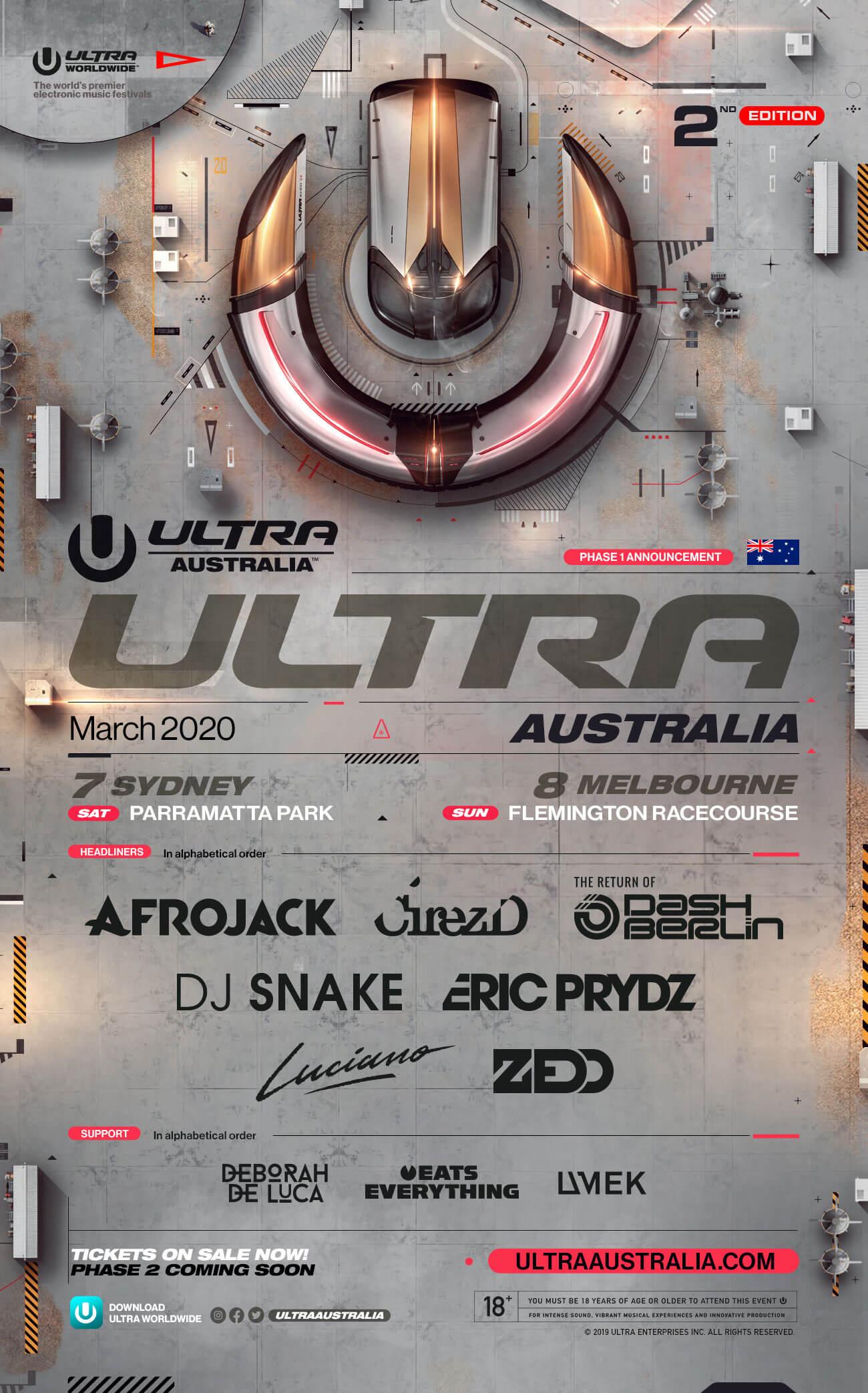 Ultra Australia