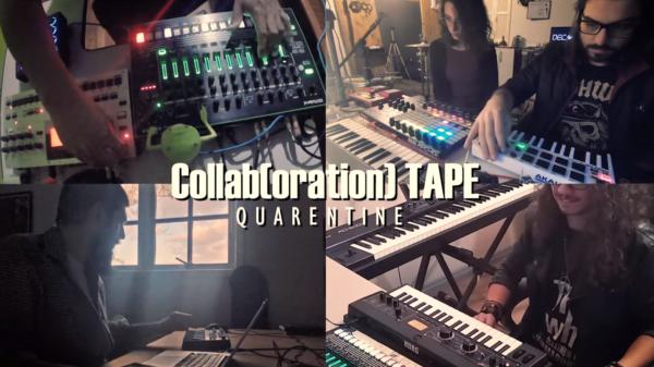 Cris d. collaboration tape