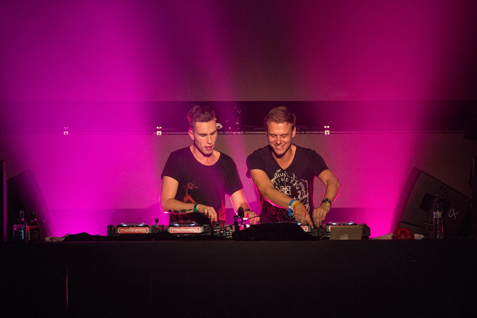 Armin van Buuren + Nicky Romero