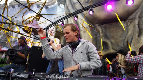 Avicii Tomorrowland