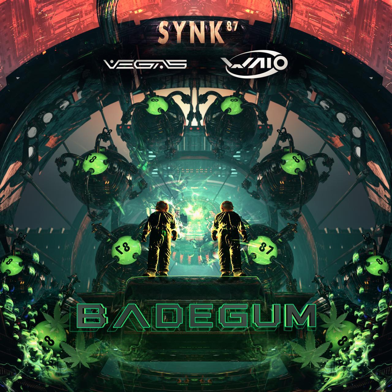 SynK 87 Badegum