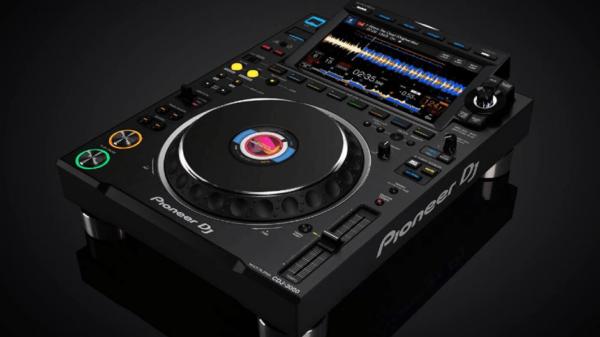 CDJ-3000 Pioneer DJ