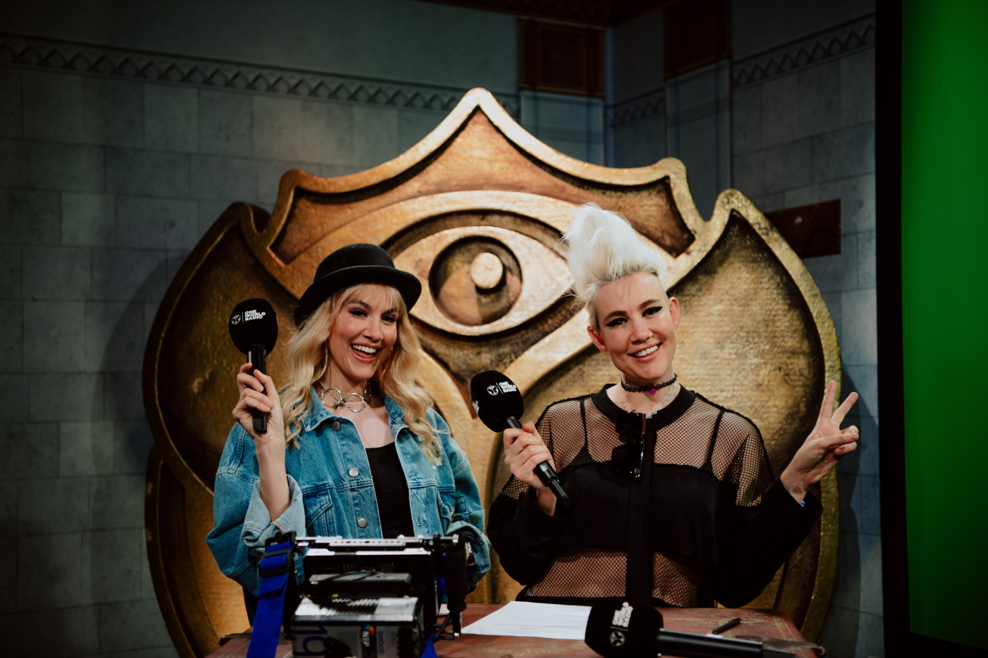 NERVO One World Radio