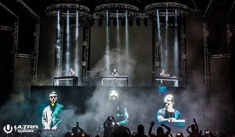 Swedish House Mafia, Ultra Europe 2019