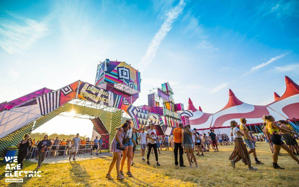 Festival na Holanda ID&T