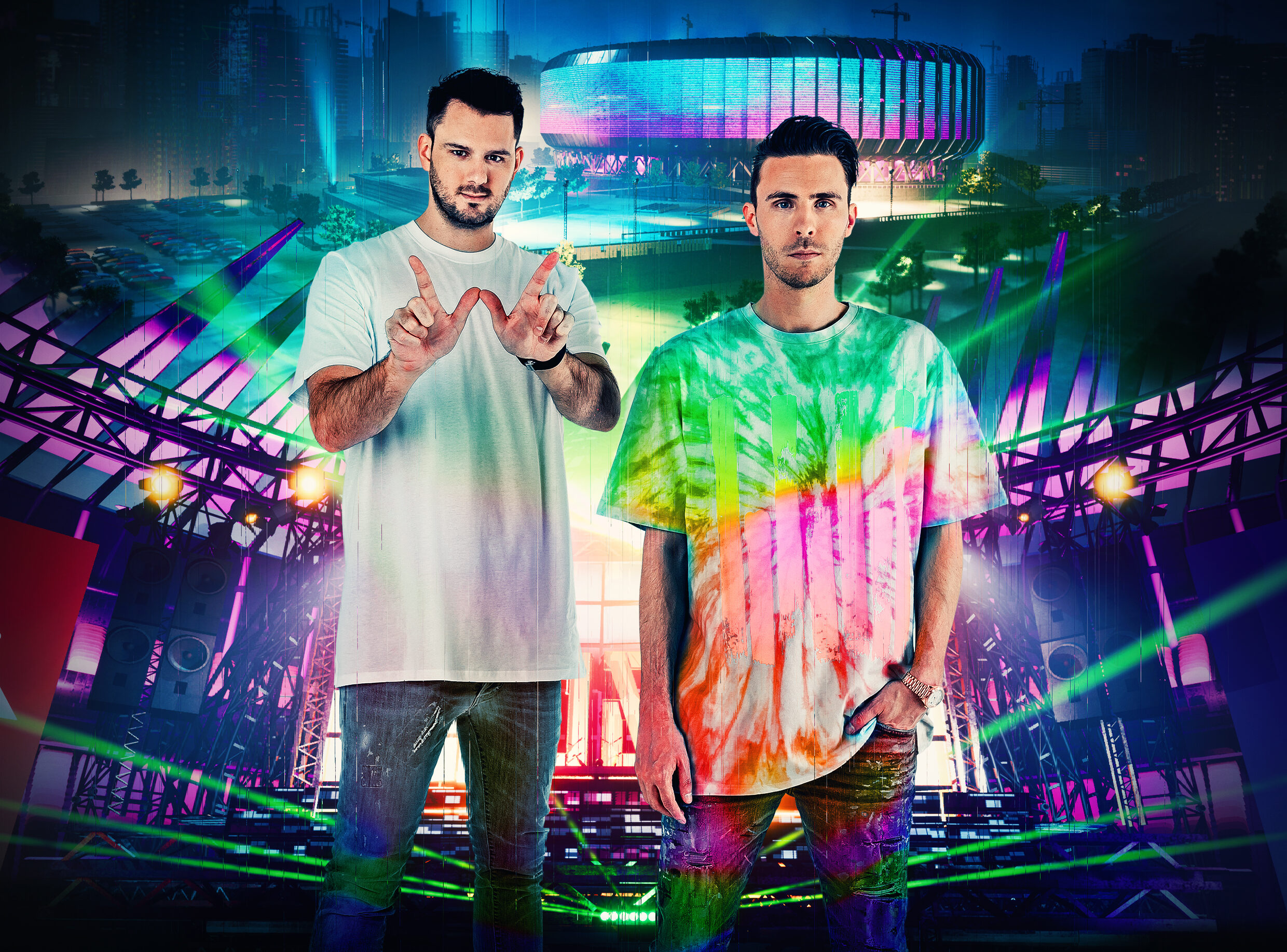 W&W Rave Culture Live