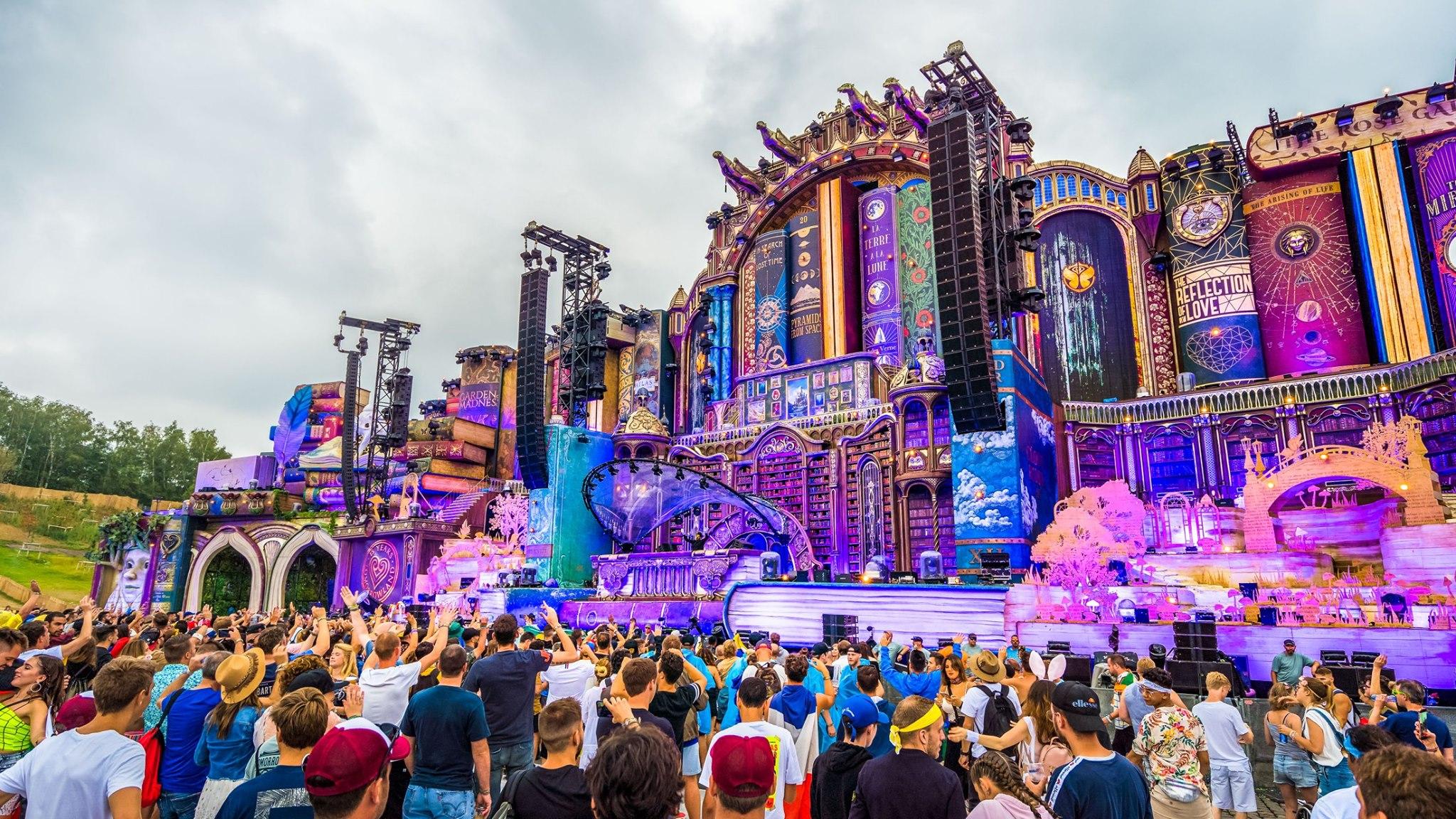 Tomorrowland Festival, maior festival de dance music do mundo