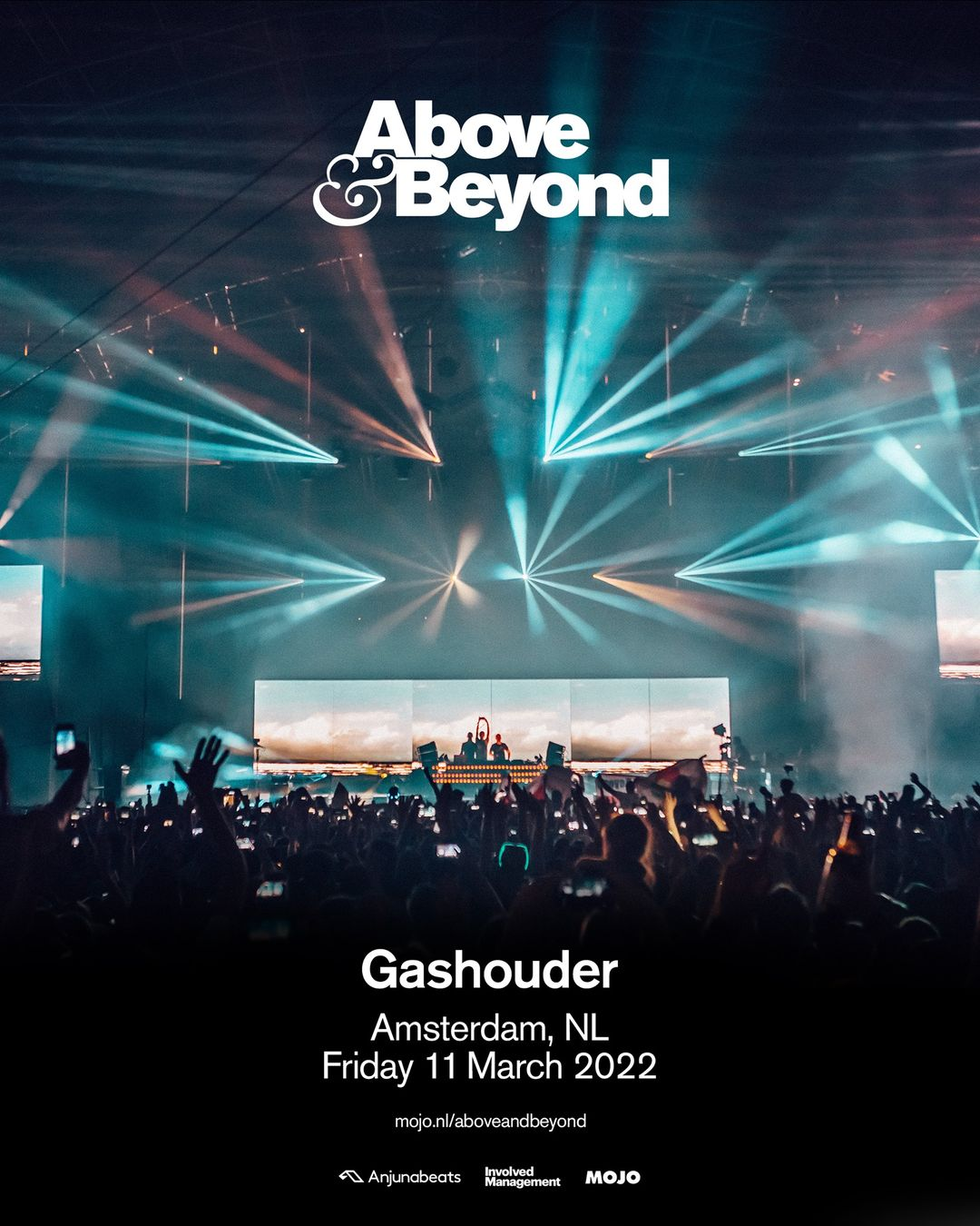 Above & Beyond Gashouder