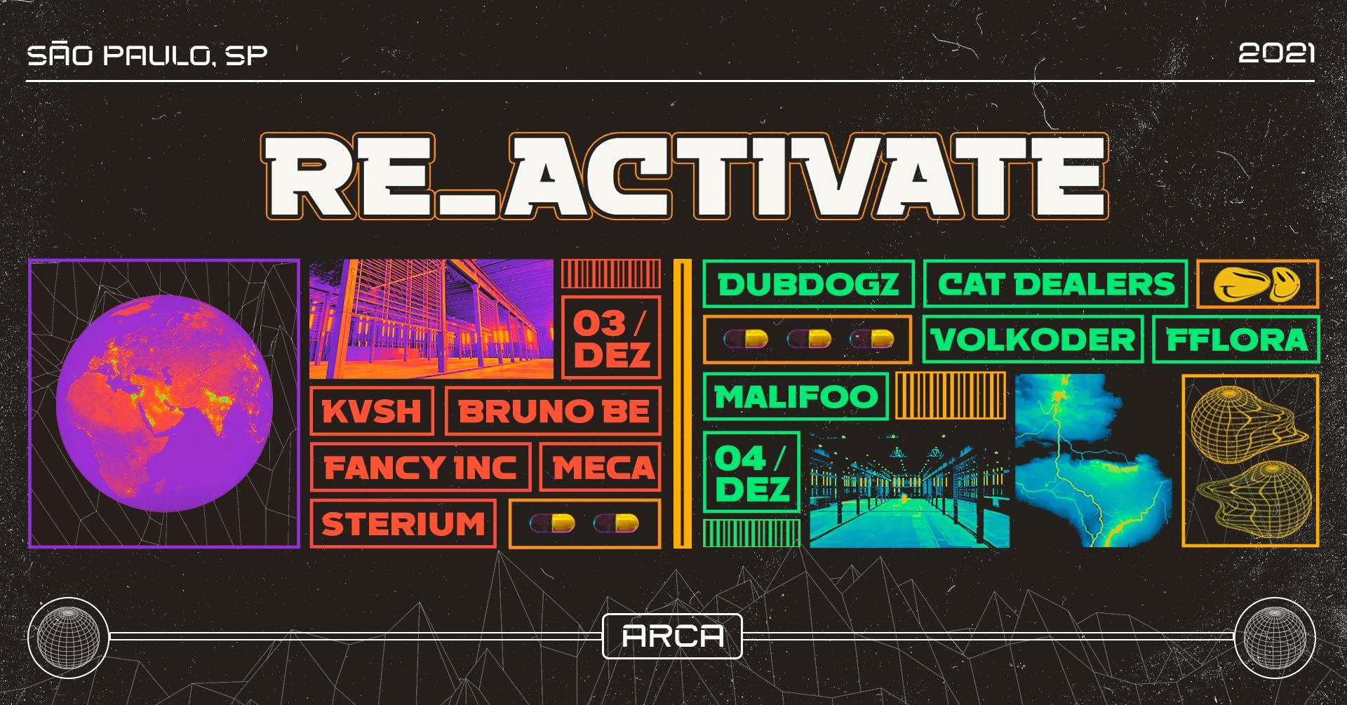 Re_Activate Arca